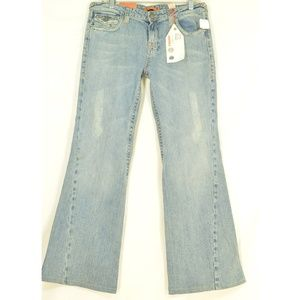Vigoss jeans 13 x 33 NWT Troya HAVE BEEN HEMMED